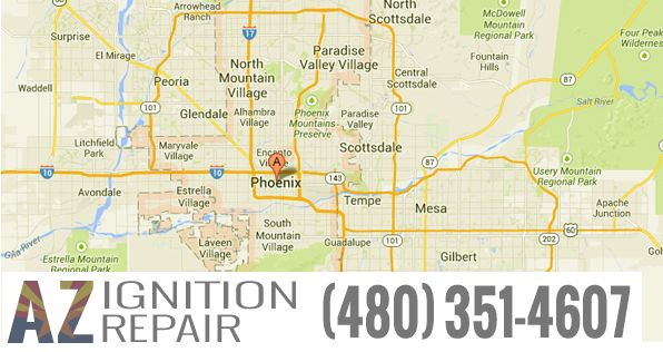 AZ-Ignition-Repair---Phoenix-AZ-MAP-and-Logo