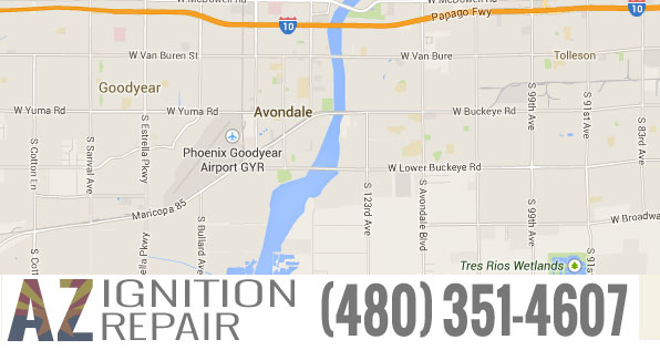 The Best Ignition Repair Service In Avondale Az