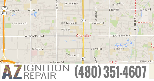 Map-Chandler-AZ---Mobile-Ignition-Repair