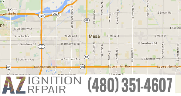 Mesa-AZ-MAP---AZ-Ignition-Repair